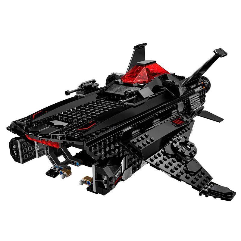 LEGO 76087 DC Comics Liga da Justiça Ataque Aereo do Batmobile - 955  peças  - Doce Diversão