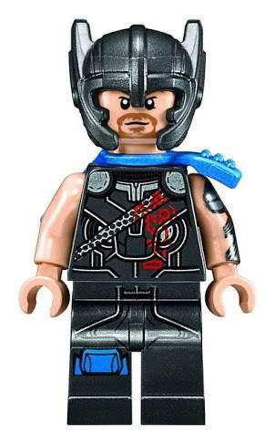 Lego 76088 Thor Ragnarok - Thor vs Hulk Arena de Batalha 492 peças  - Doce Diversão