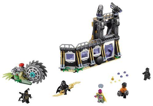 Lego 76103 Vingadores - Ataque Avassalador de Corvus Glaive - 416 peças  - Doce Diversão