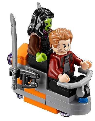 Lego 76107 Vingadores Guerra Infinita – Thanos A Batalha Final - 416 peças  - Doce Diversão