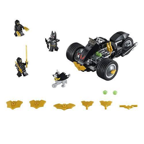 Lego 76110 Super Heroes – Batman Ataque Dos Garras -155 peças  - Doce Diversão