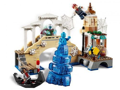 Lego 76129 Marvel Spider Man Longe de Casa- Ataque do Hidron -471 peças  - Doce Diversão