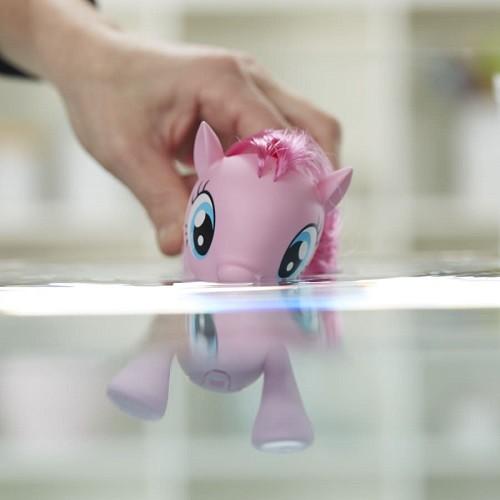 My Little Pony O filme – Pinkie Pie Cauda Motorizada - Hasbro  - Doce Diversão