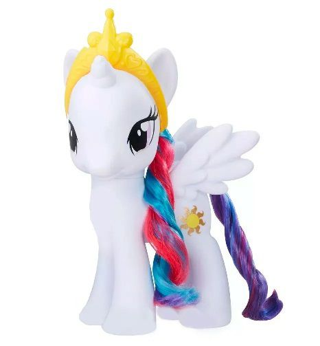 My Little Pony Princesa Celestia 20 cm - Hasbro  - Doce Diversão