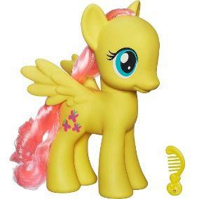 My Little Pony Princesa Fluttershy 20 cm - Hasbro  - Doce Diversão