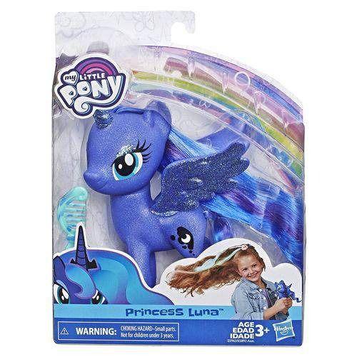 My Little Pony Princesa Luna Governante da Noite 16 cm Hasbro   - Doce Diversão