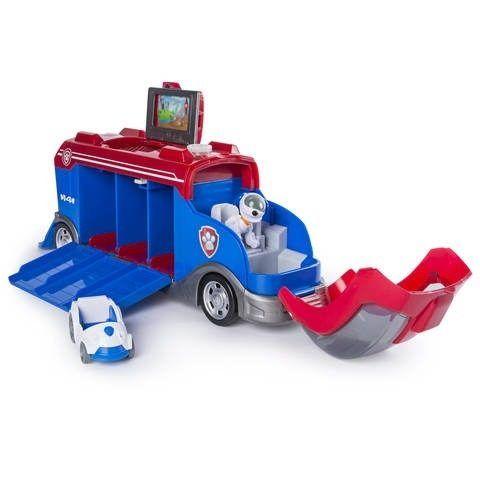 Patrulha Canina Caminhão De Resgate Missão Patinhas + Robo Dog Sunny  - Doce Diversão