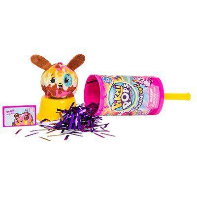 Pikmi Pops Surpresa Picolés Confetes  - Dtc  - Doce Diversão