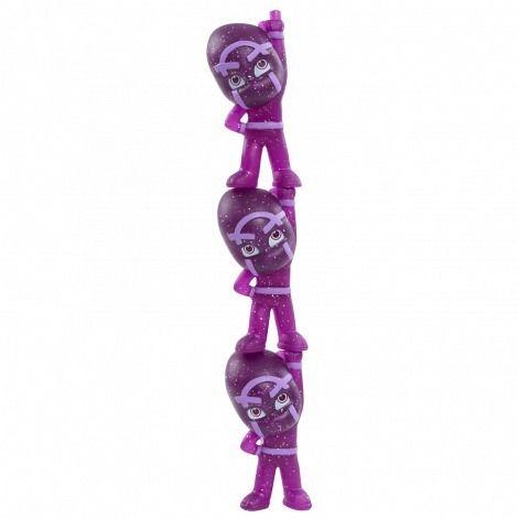 PJ Masks Super kit Luxo de Bonecos e acessorios C/ 16 peças - DTC  - Doce Diversão