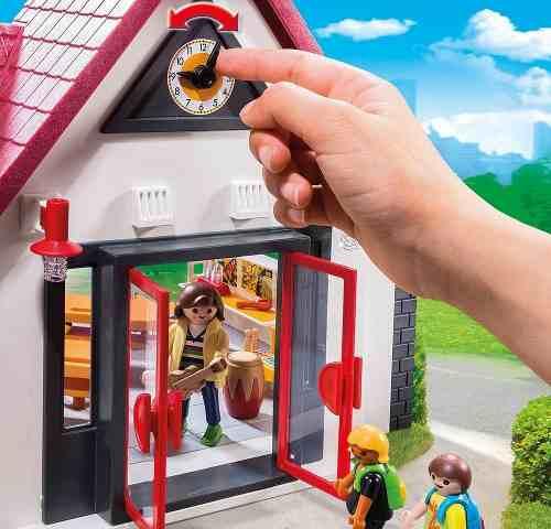 Playmobil City Life Escola - Sunny   - Doce Diversão