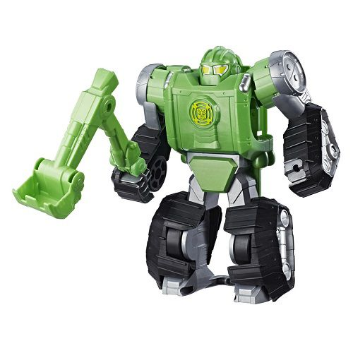 Playskool Transformers Rescue Megabots Boulder Escavador – Hasbro  - Doce Diversão