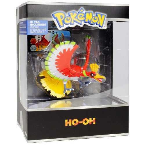 Pokémon Legendary Ho-Oh Trainers Choice 10 cm articulado - Sunny  - Doce Diversão