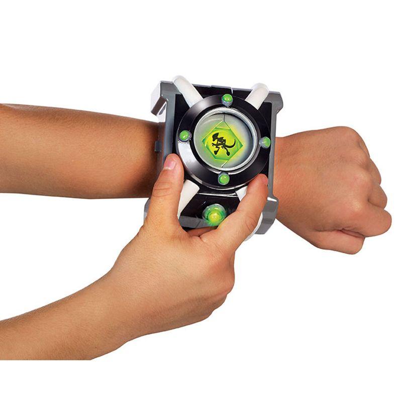fbb26946406 Relógio com Luzes e Som Portugues Ben10 – Omnitrix luxo - Sunny - Doce  Diversão