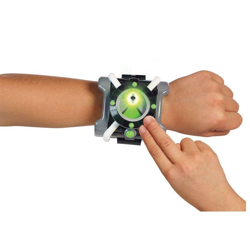 Relógio com Luzes e Som Portugues Ben10 – Omnitrix  - Sunny  - Doce Diversão