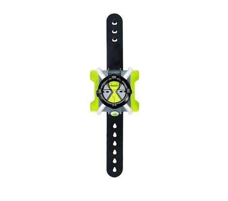 Relógio Omnitrix Lançador Figura batalha C/2 Chama + XLR8  Sunny   - Doce Diversão