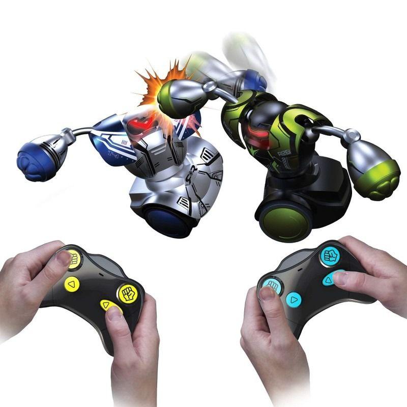 Robô Kombat de batalha Boxeadores Silverlit C/ controle remoto - DTC  - Doce Diversão