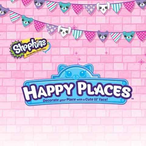 Shopkins Happy Places – Display C/ 30 Box Surpresa DTC  - Doce Diversão