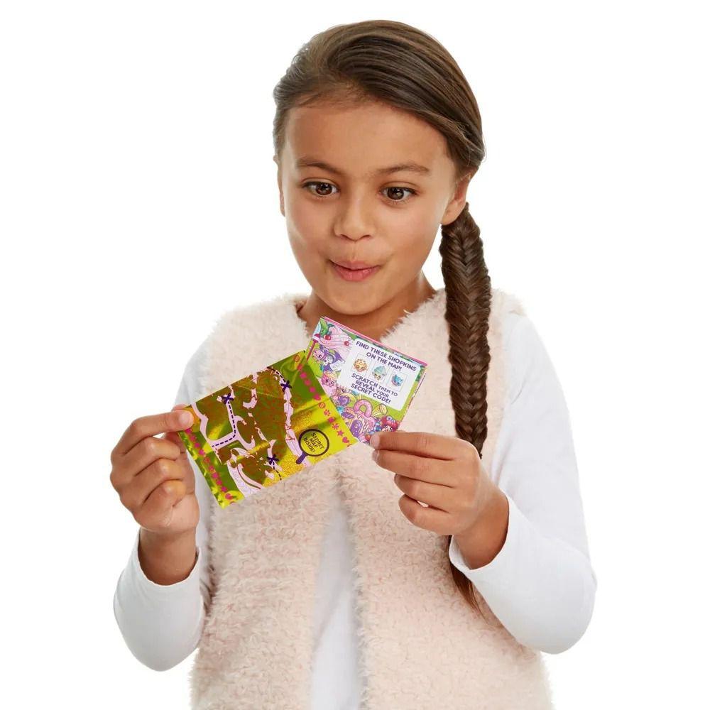 Shopkins Lil Secrets – Cadeado Com Segredo – Doceria - Dtc   - Doce Diversão