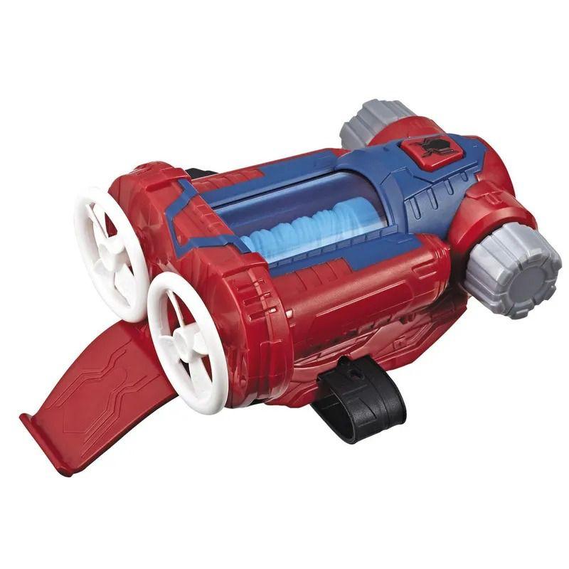 Spider-Man Longe de Casa – Lançador Pulso SpiderMan Ataque Tornado - Hasbro  - Doce Diversão