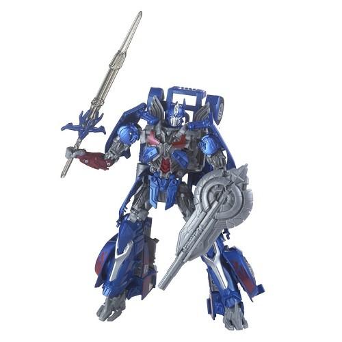 Transformers 5 Leader Class Premier Luxo 22cm – Optimus Prime - Hasbro  - Doce Diversão