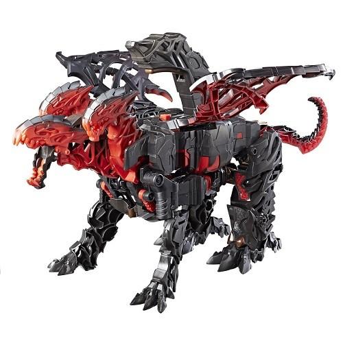 Transformers 5 Turbo Changer Dragonstorm Luxo Som e Luz - Hasbro  - Doce Diversão