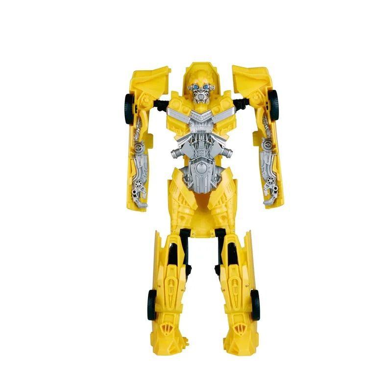 Transformers 6 Bumblebee – Bumblebee 30 cm – 3 etapas   Hasbro  - Doce Diversão