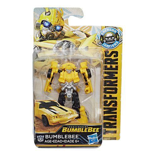 Transformers 6 Bumblebee – Bumblebee Camaro 9 cm - Hasbro  - Doce Diversão