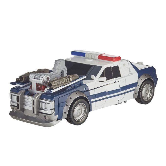 Transformers 6 Bumblebee - Energon Igniters Nitro - Barricade - Hasbro  - Doce Diversão