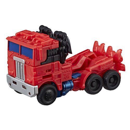 Transformers 6 Bumblebee – Energon Optimus Prime 9 cm - Hasbro  - Doce Diversão
