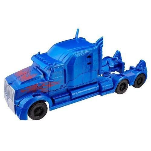 Transformers 6 Bumblebee – Optimus Prime 30 cm – 4 etapas   Hasbro  - Doce Diversão