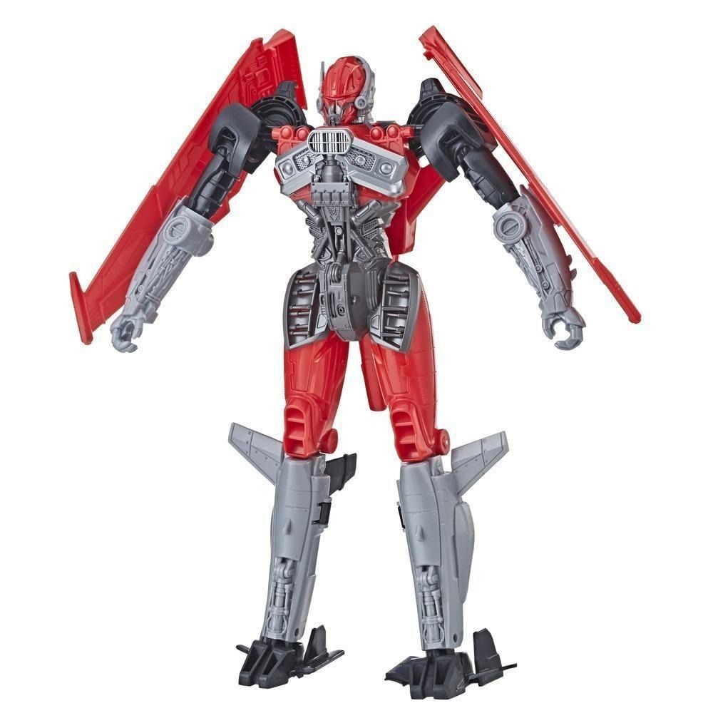 Transformers 6 Bumblebee – Shatter 30 cm – 7 etapas   Hasbro  - Doce Diversão