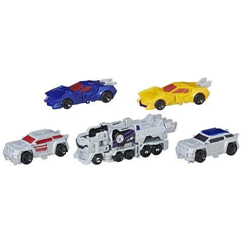 Transformers CombinerForce Luxo Indisguise Menasor  – 5 Robos   - Hasbro  - Doce Diversão