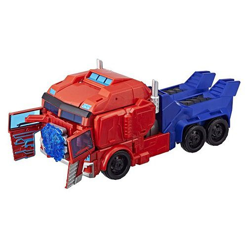 Transformers Cyberverse Ultimate Matrix - Optimus Prime 25 cm hasbro - Doce Diversão