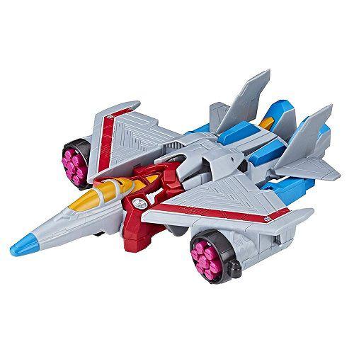 Transformers Cyberverse Ultra – Starscream 18 cm hasbro  - Doce Diversão