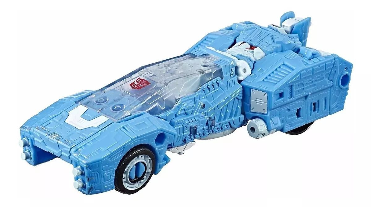 Transformers Deluxe Siege War for Cybertron Trilogy WFC-S20 Chromia 13cm – Hasbro  - Doce Diversão