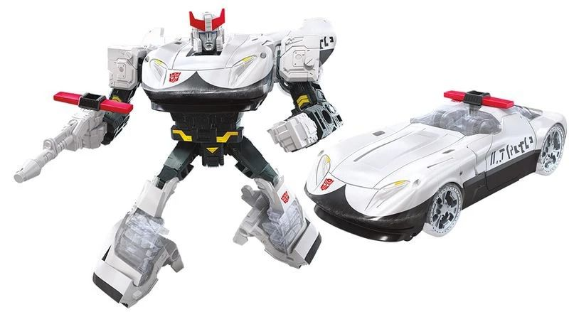 Transformers Deluxe Siege War for Cybertron Trilogy WFC-S23 Prowl 13cm – Hasbro  - Doce Diversão