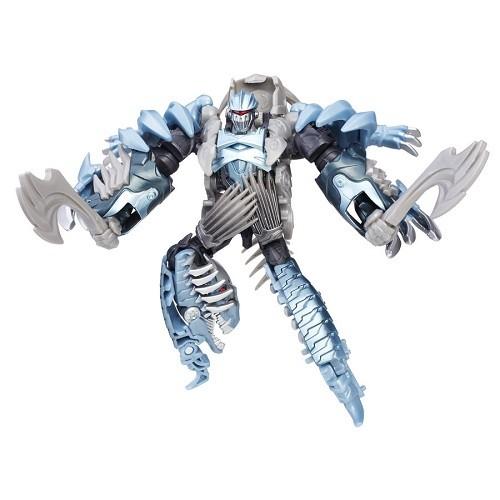 Transformers  Filme 5 Deluxe Dinobot Slash  13cm - Hasbro  - Doce Diversão