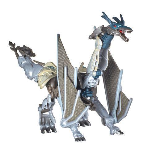 Transformers Filme 5 Deluxe Steelbane Cavaleiro 14 cm - Hasbro  - Doce Diversão