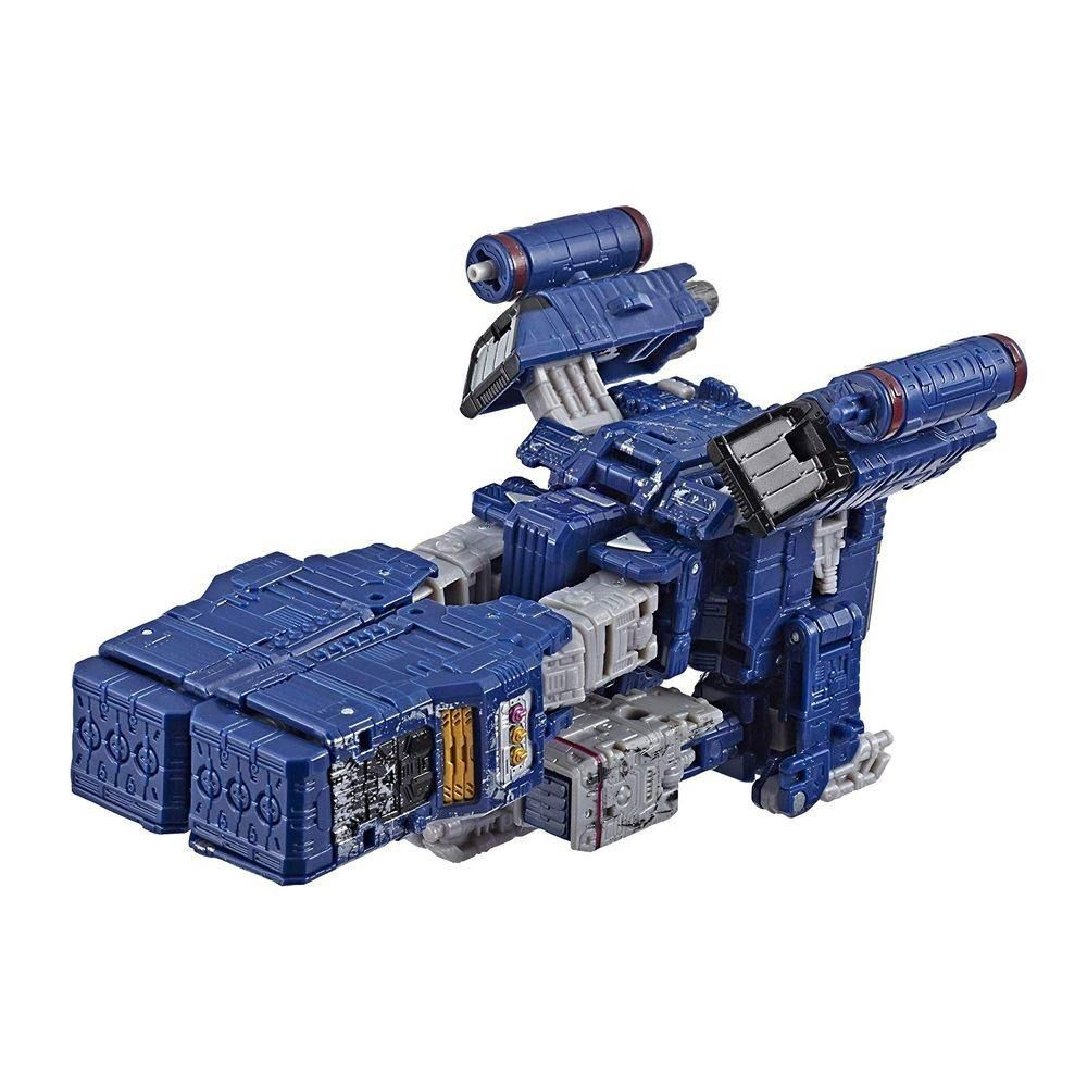 Transformers Voyager Siege War for Cybertron Trilogy WFC-S25 Soundwave 17 cm – Hasbro  - Doce Diversão