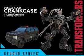 Transformers Studio Series 30 Crankcase Lado Oculto da Lua  Deluxe – Hasbro  - Doce Diversão
