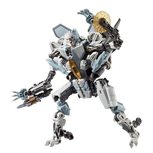 Transformers Studio Series 6 Voyager Starscream 18 cm - Hasbro  - Doce Diversão
