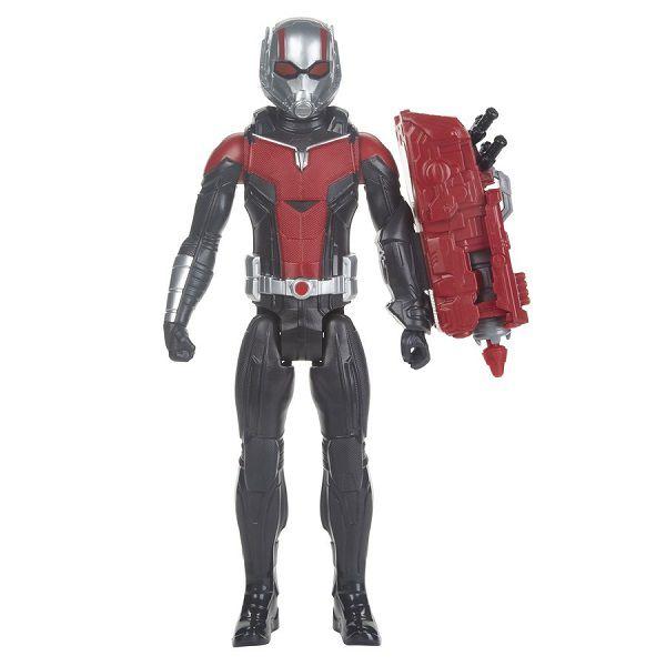 Vingadores Ultimato Homem Formiga FX  30 cm Com Som Português E Lança Dardo Hasbro  - Doce Diversão