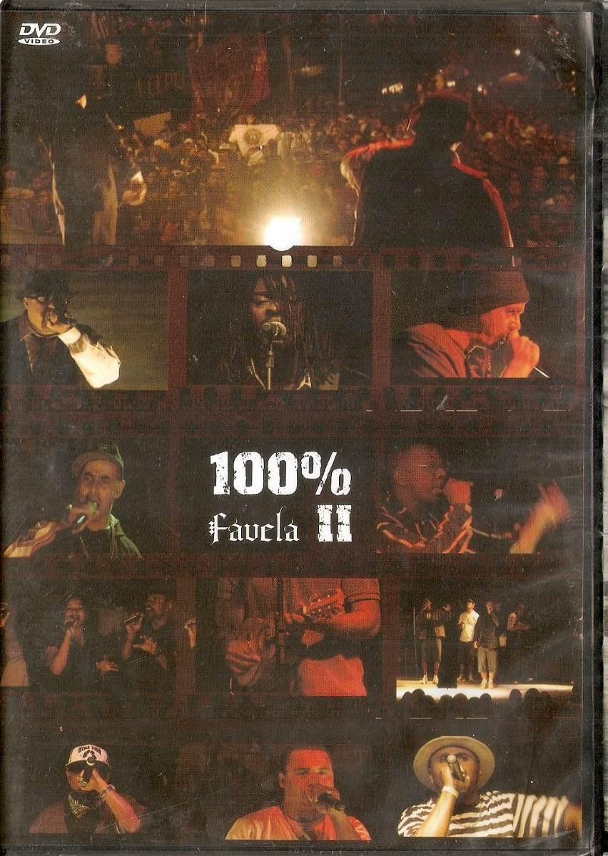 100% Favela II  - LiteraRUA