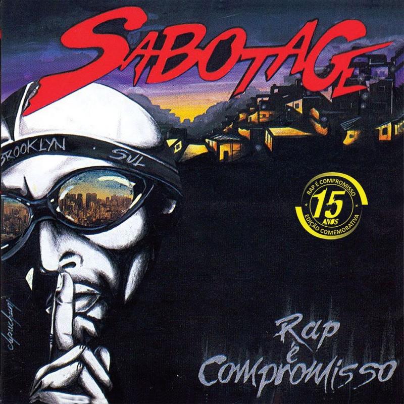 Rap É Compromisso - 15 Anos  - LiteraRUA