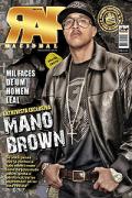 Rap Nacional #6 - Capa: Mano Brown