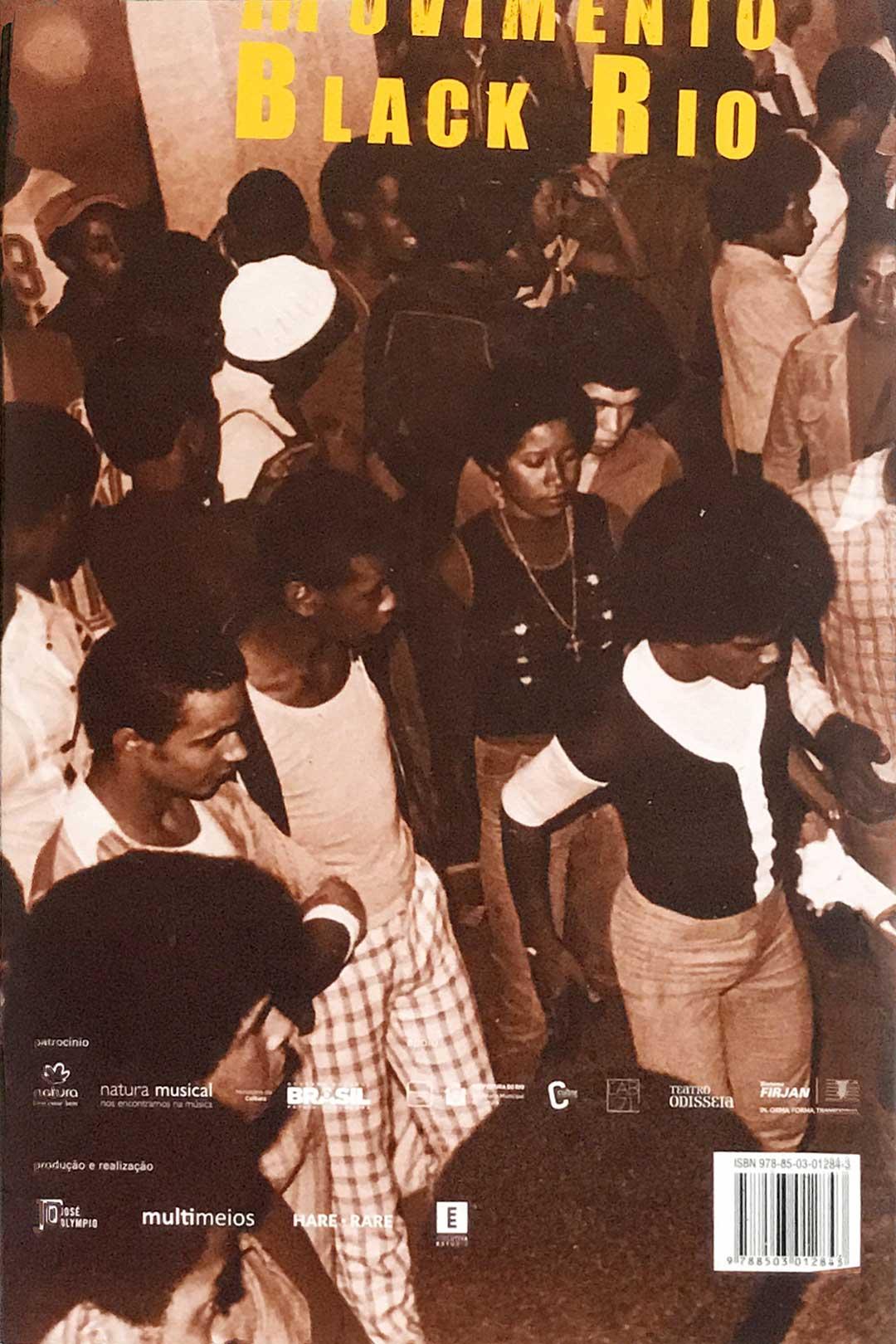 1976 Movimento Black Rio  - LiteraRUA