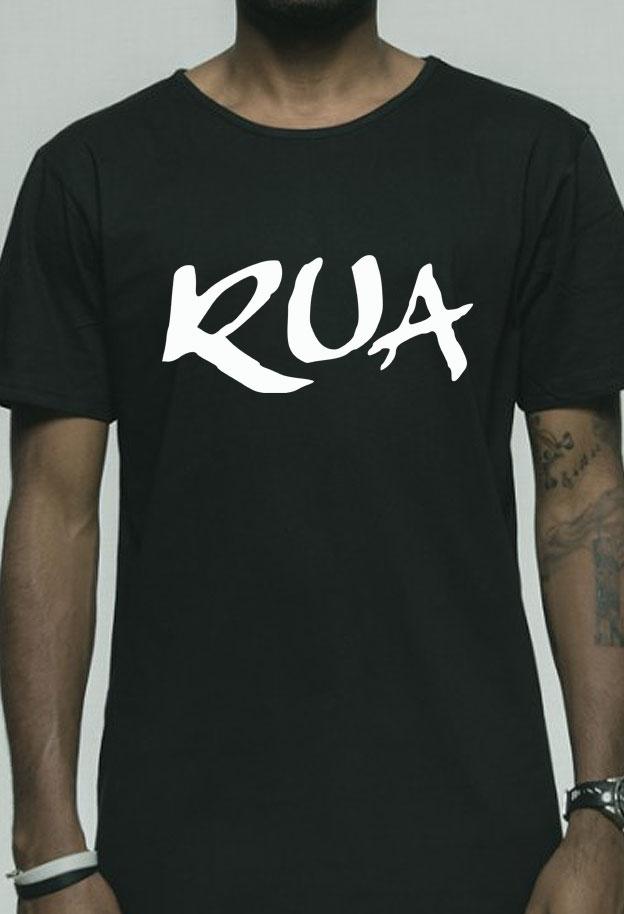 Camiseta Rua Preta