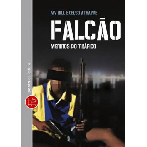 Falcão Meninos do Tráfico Ed. de Bolso