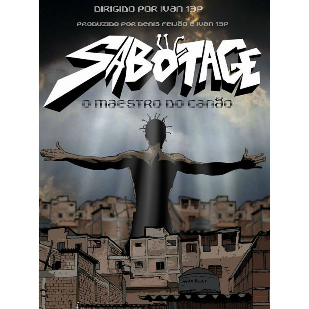 HQ Sabotage - Maestro do Canão