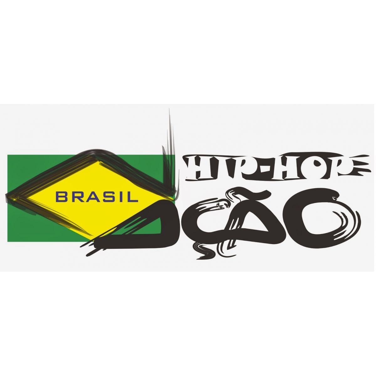 Bandeira Nação Hip-Hop  - LiteraRUA